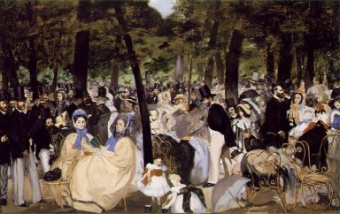 テュイルリーの音楽会800px-Edouard_Manet_Music_in_the_Tuileries_1862.jpg