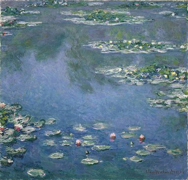 睡蓮 1906 シカゴ美術館625px-Claude_Monet_-_Water_Lilies.jpg