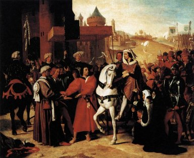 The Entry of the Future Charles V into Paris in 1358.jpg