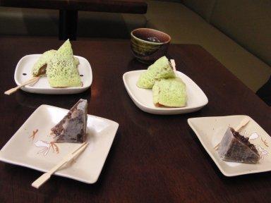 CIMG5070朝から和菓子.JPG