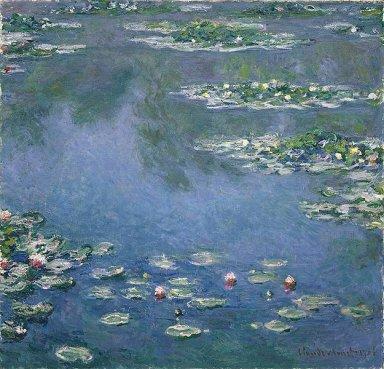 睡蓮 1906 シカゴ美術館625px-Claude_Monet_-_Water_Lilies.jpg