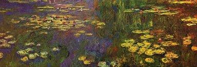 睡蓮 1920 - 26 オランジュリー美術館800px-Claude_Monet_038.jpg