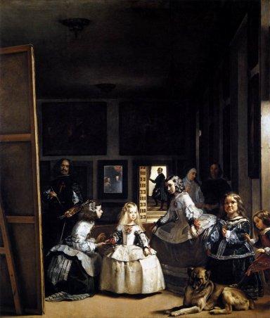 aaLas Meninas or The Family of Philip IV0801vela.jpg